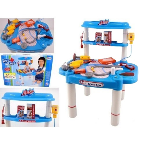 Little Doctors 25 Piece Medical Center Play Set Age 3+