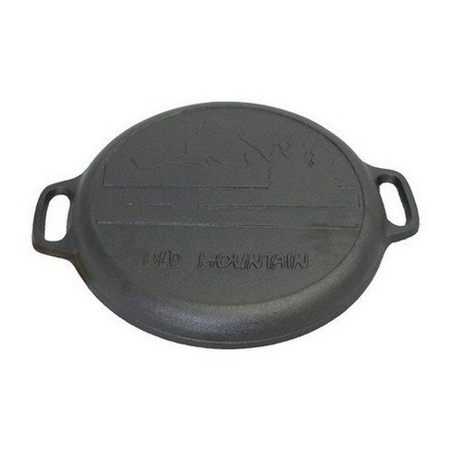 Old Mountain Cast Iron Pizza Pan