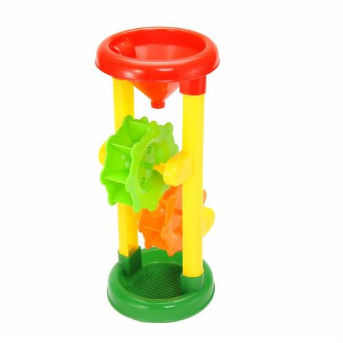 Double Sand Wheel Beach Toy Play Set Age 3+