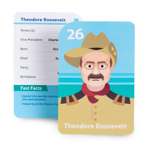 United States Presidents Flashcards  Age 8+