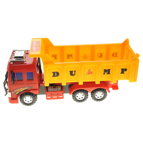 Dump Truck with Friction Power Age 3+