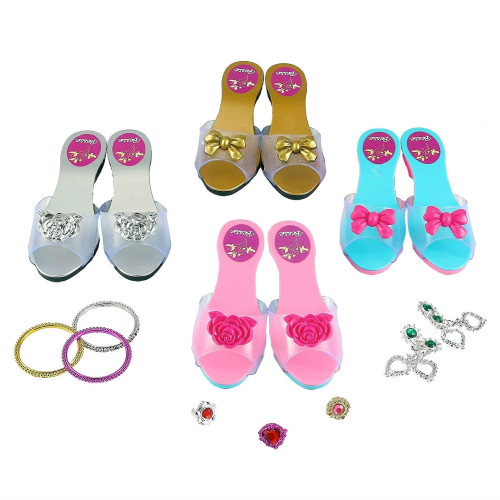 Little Princess Dress Up Shoes and Accessories Age 3+