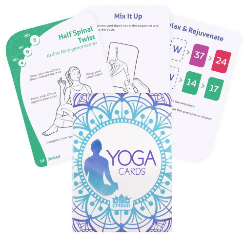 Yoga Workout Cards