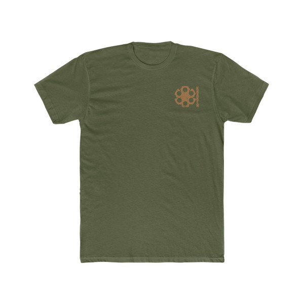 Military Green Front