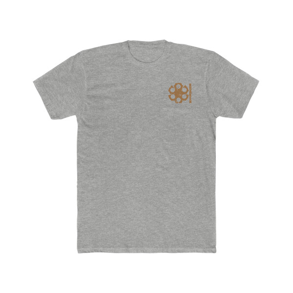 Heather Grey Front