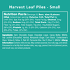 Harvest Leaf Piles