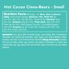 Hot Cocoa Cinna-Bears