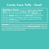 Candy Cane Taffy