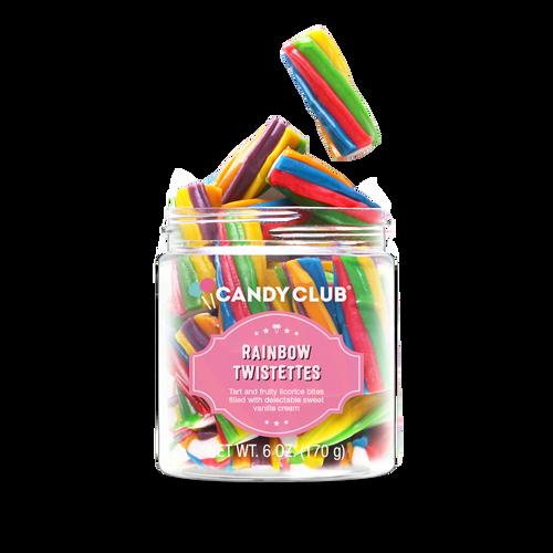 Rainbow Twistettes