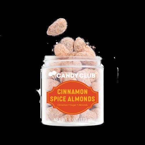 Cinnamon Spice Almonds
