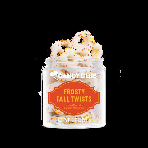 Frosty Fall Twists
