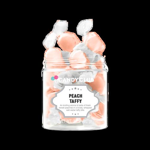 Peach Taffy