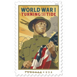 World War I: Turning the Tide Stamp