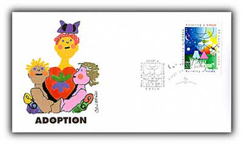 3398 / 33c Adoption : Adopting a Child 2000 Fleetwood First Day Cover