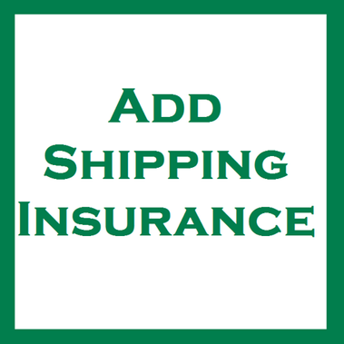 1) Domestic Shipping Insurance for purchases between $0.01 to $50