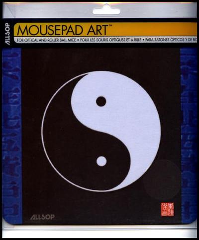 Allsop Yin Yang Mouse Pad / Mat