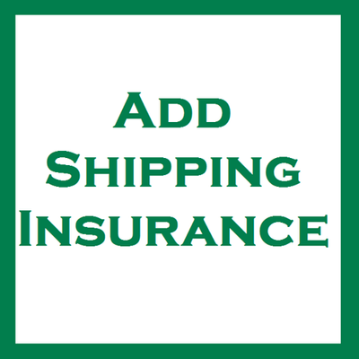 5) Domestic Shipping Insurance for purchases between $300.01 or more