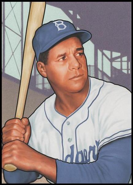 UX454 - UX457 / 24c Baseball Sluggers Set of 4 Colorano Silk 2006 Postal Card FDCs