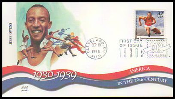 3185a-o / 32c Celebrate The Century ( CTC ) 1930s Set of 15 Fleetwood 1998 First Day Covers