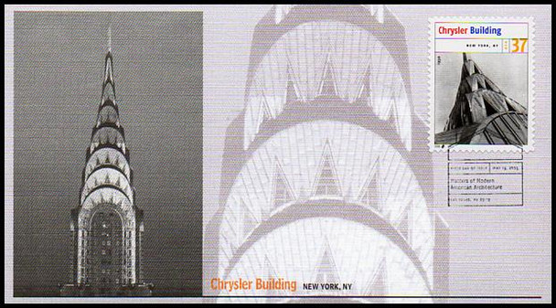 3910 a - l / 37c Masterworks of Modern American Architecture Set of 12 Fleetwood 2005 FDCs