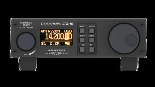 CTX-10 QRP-10W HF Transceiver