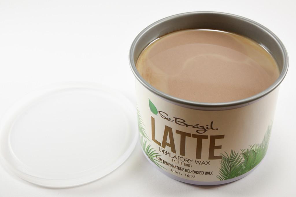 Se-Brazil Latte Cream Wax 16oz