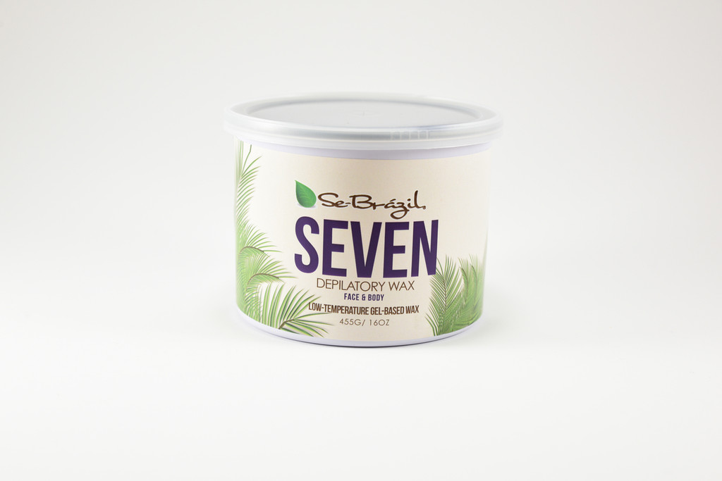 Se-Brazil Seven Soft Wax 16oz