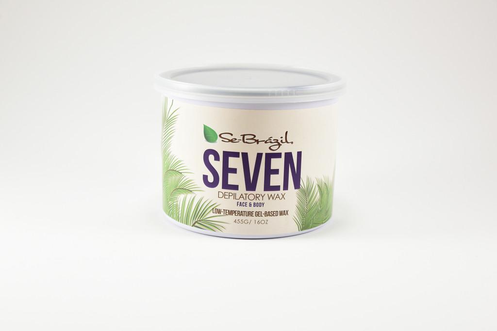 Se-Brazil Seven Soft Wax 16oz