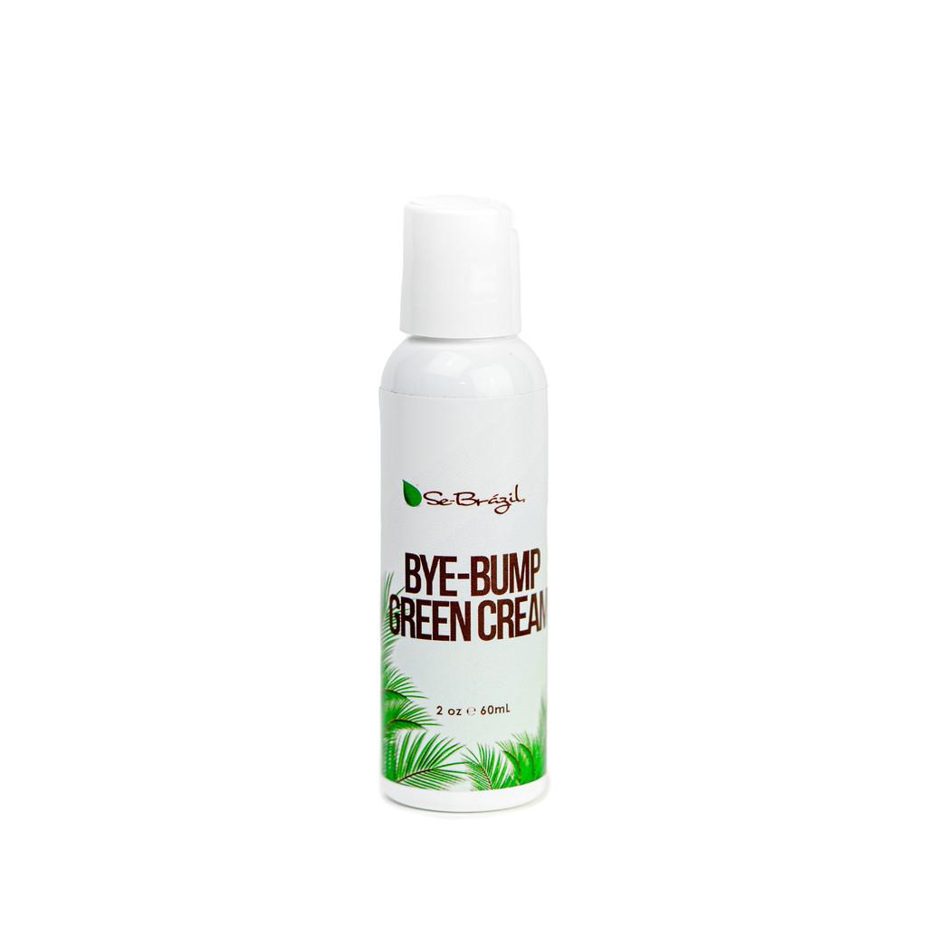 Bye-Bump Green Cream 2oz