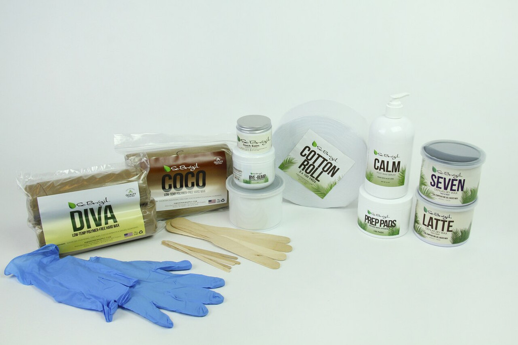 Se-Brazil 7-Min Brazilian Wax Kit-FREE SHIPPING