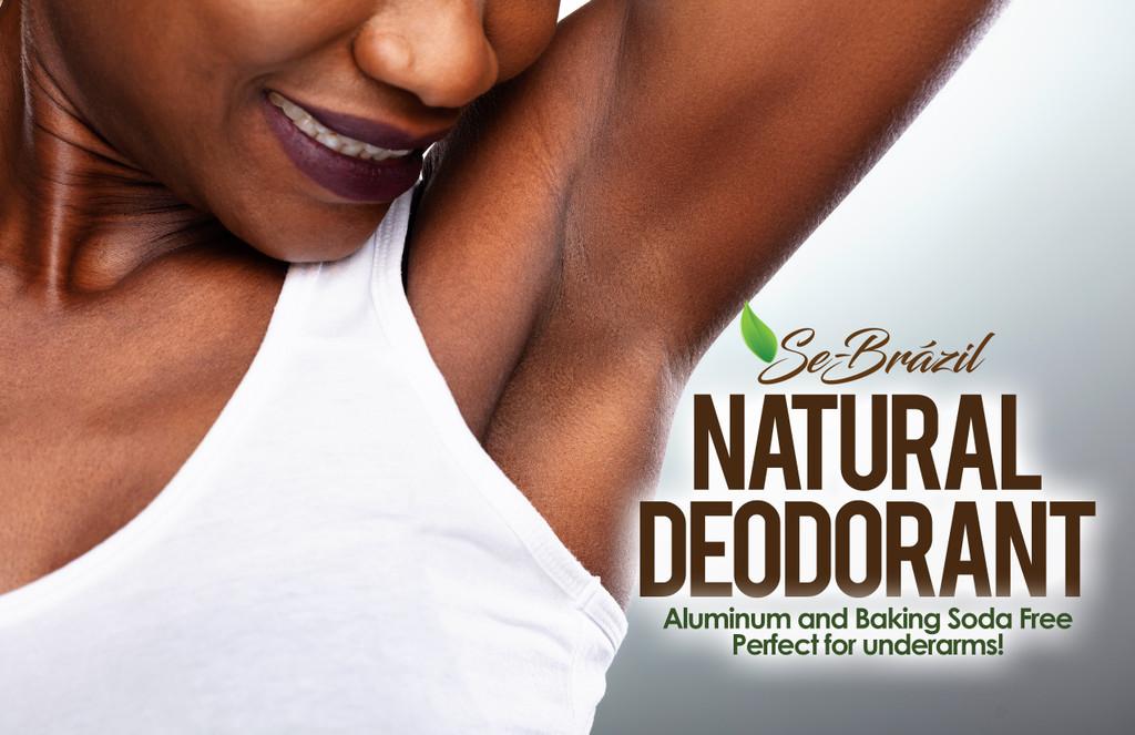 Se-Brazil December Marketing Kit: Natural Deodorant