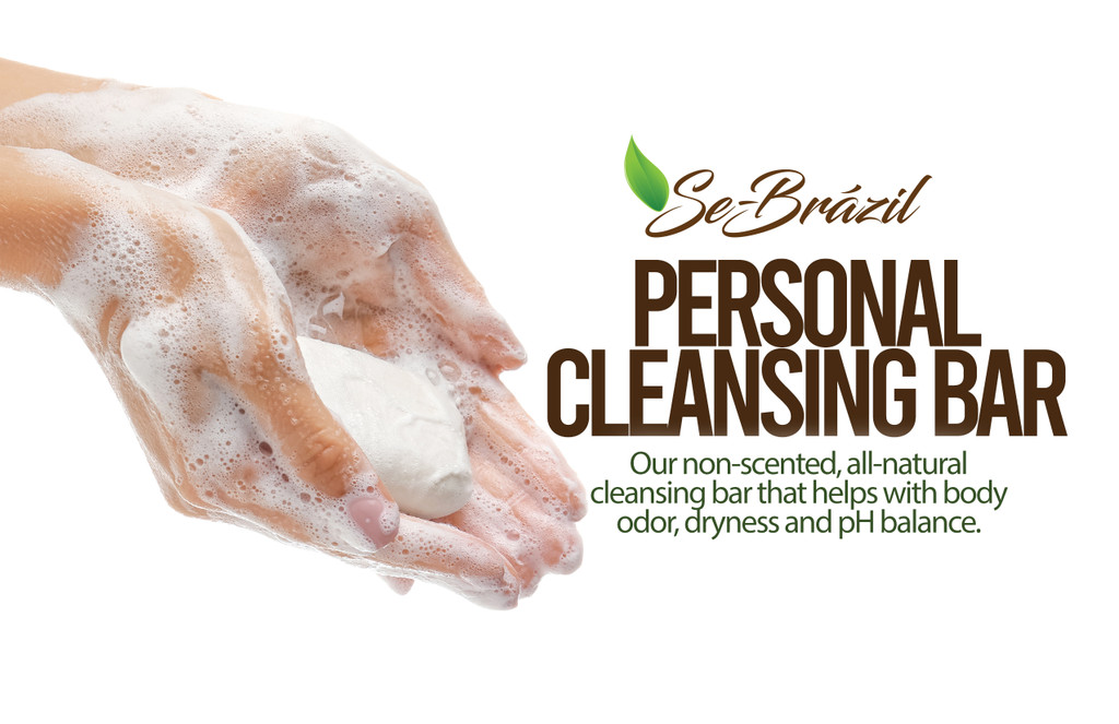 Se-Brazil January Marketing Kit: Personal Cleansing Bar