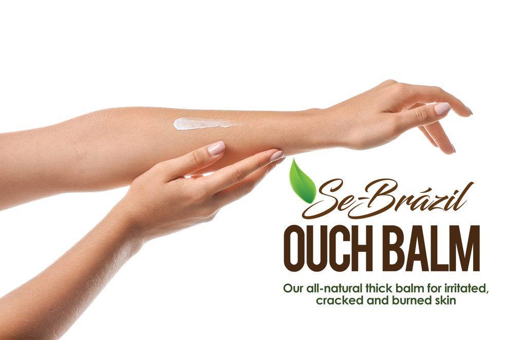 Se-Brazil February Marketing Kit: Ouch Balm