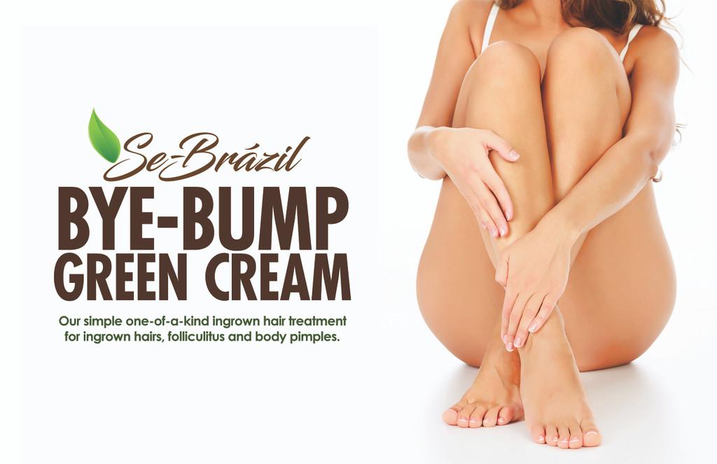 Se-Brazil May Marketing Kit: Green Cream
