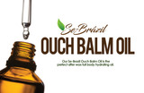 Se-Brazil November Marketing Kit: Ouch Balm Oil