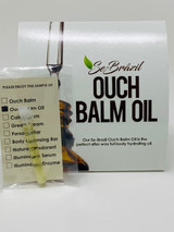 Ouch Balm Oil Sample