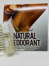 Natural Deodorant Sample