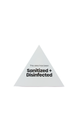 Sauberwell Disinfecting/Sanitized Topper