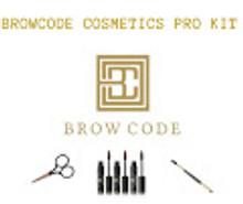 Browcode Cosmetics Pro Kit