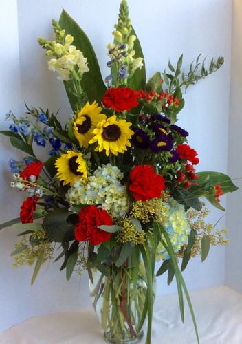 Celebration of Life Vase