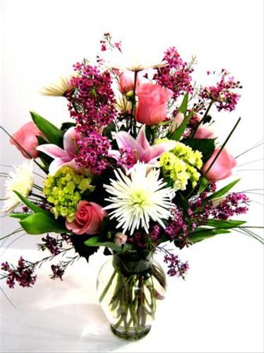 Sweet Memories Vase