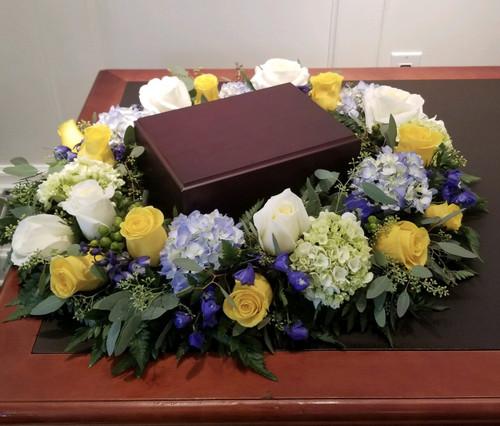 Cremation Urn Surround