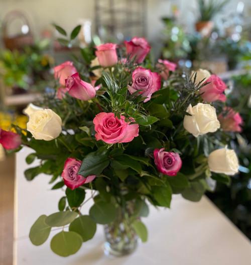 Pastel Roses Galore