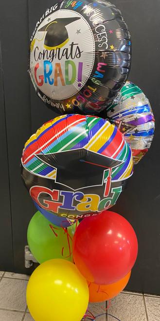 Graduation Balloon Bouquet