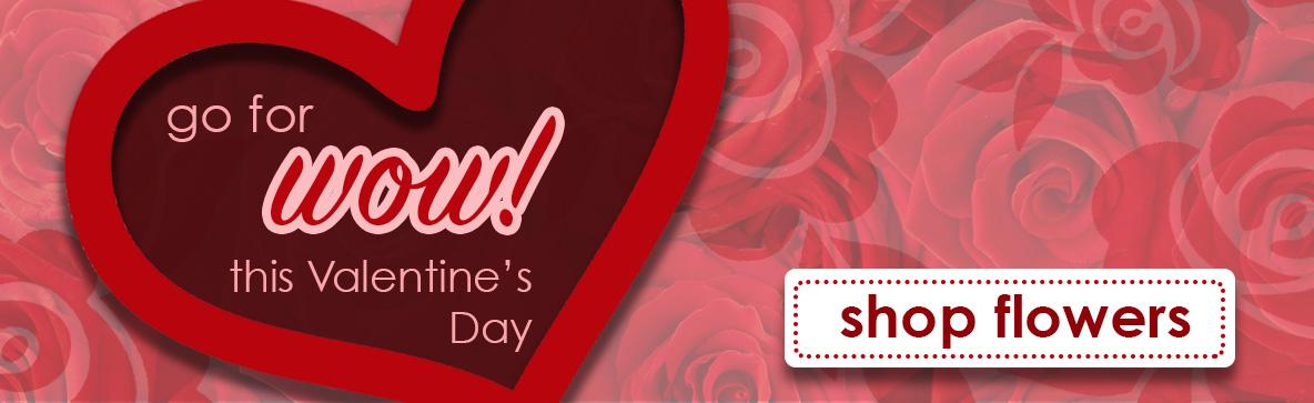 Concord Flower Shop Valentine's Day Flowers