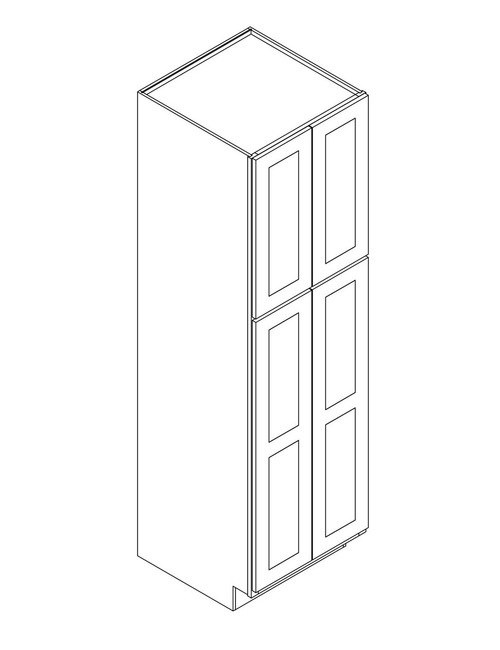WP2496 - White Shaker