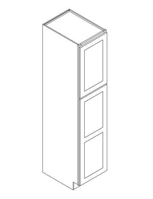 WP1890 - White Shaker