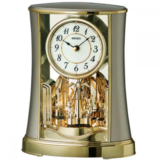 Mantel clock from SEIKO QXN227G RRP £75.00 Our Price £67.50