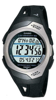 Casio Phys Sports Watch STR-300C-1VER RRP £45.00 Our Price £32.50
