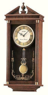 Seiko Regulator Style Wall Clock QXH107B Our Price 175.95 Free UK P&P